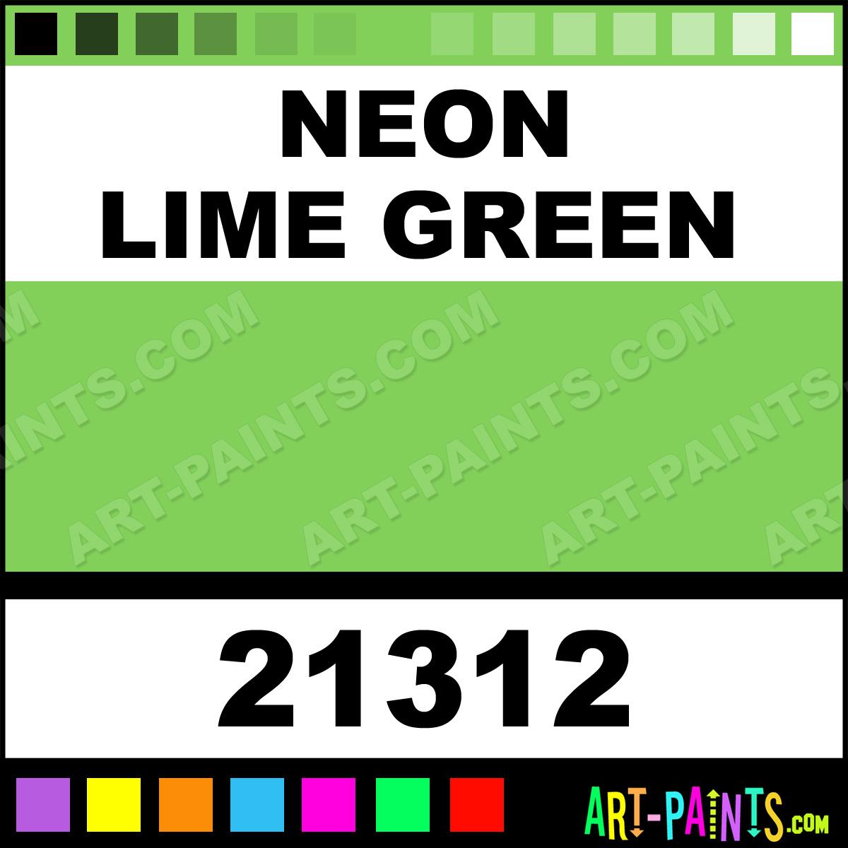 neon lime green painters paintmarker marking pen paints. Black Bedroom Furniture Sets. Home Design Ideas