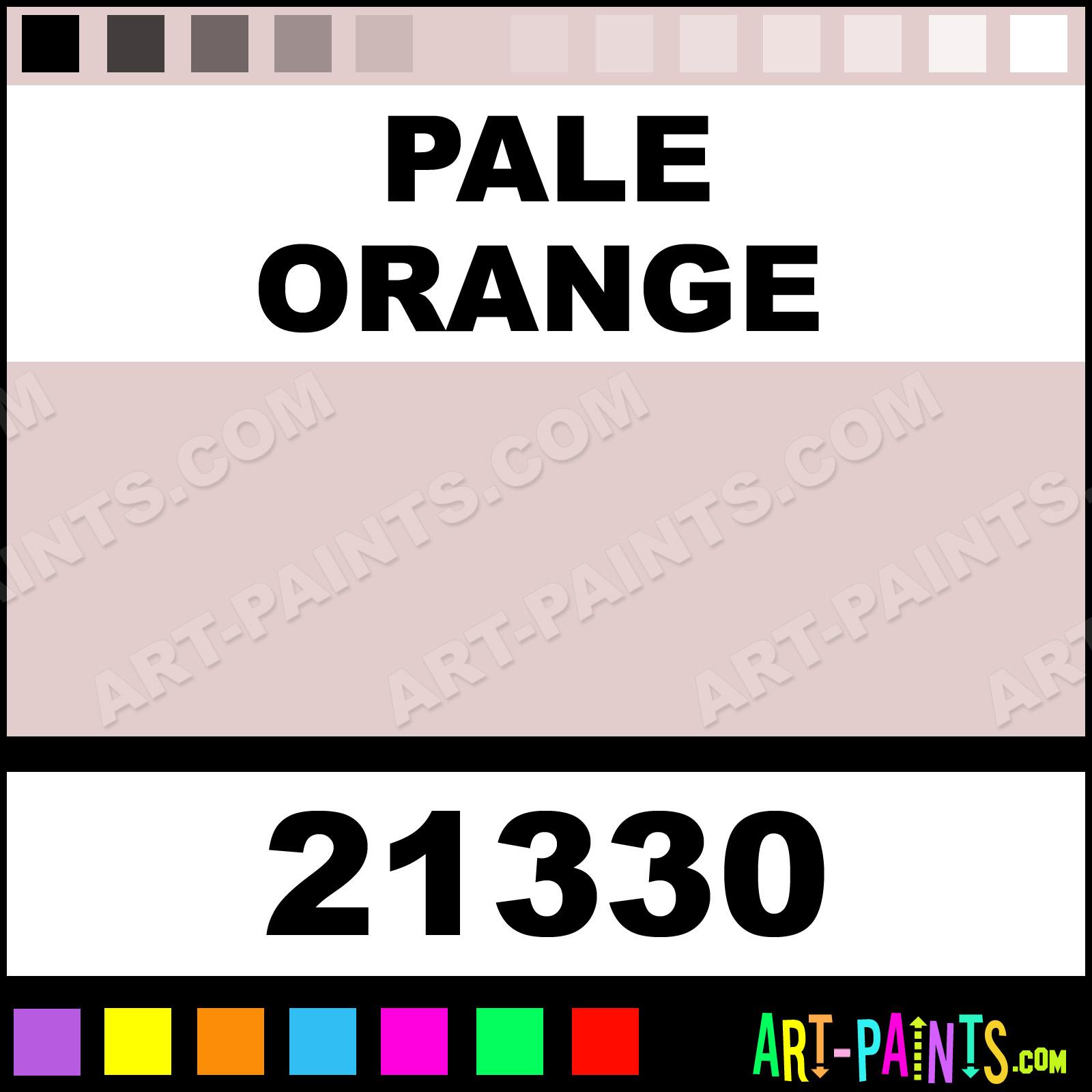 Pale Orange Paint Fair Of Marking Pen Paints  21330  Pale Orange Paint, Pale Orange  Picture