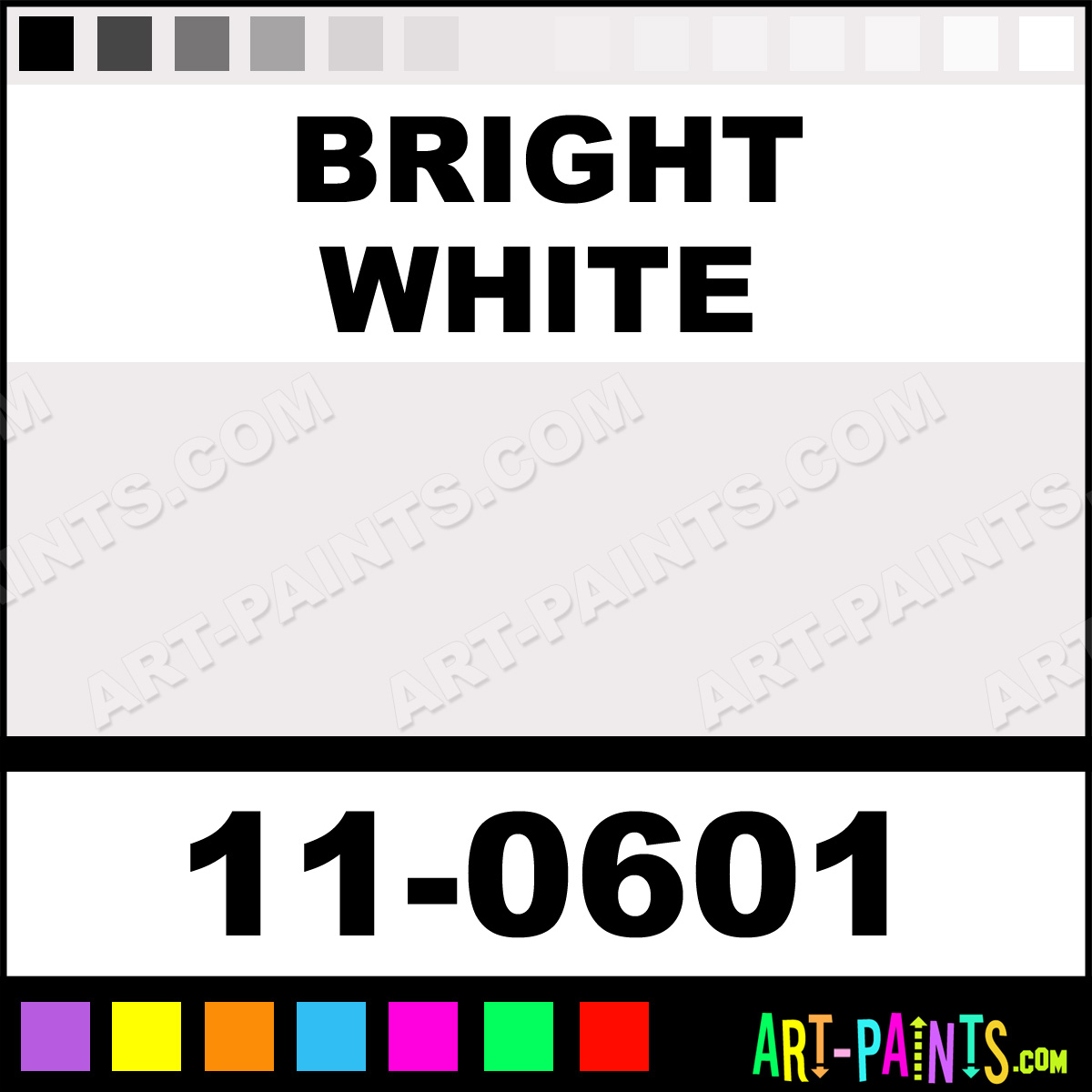 Bright White Universe Twin Paintmarker Paints And Marking