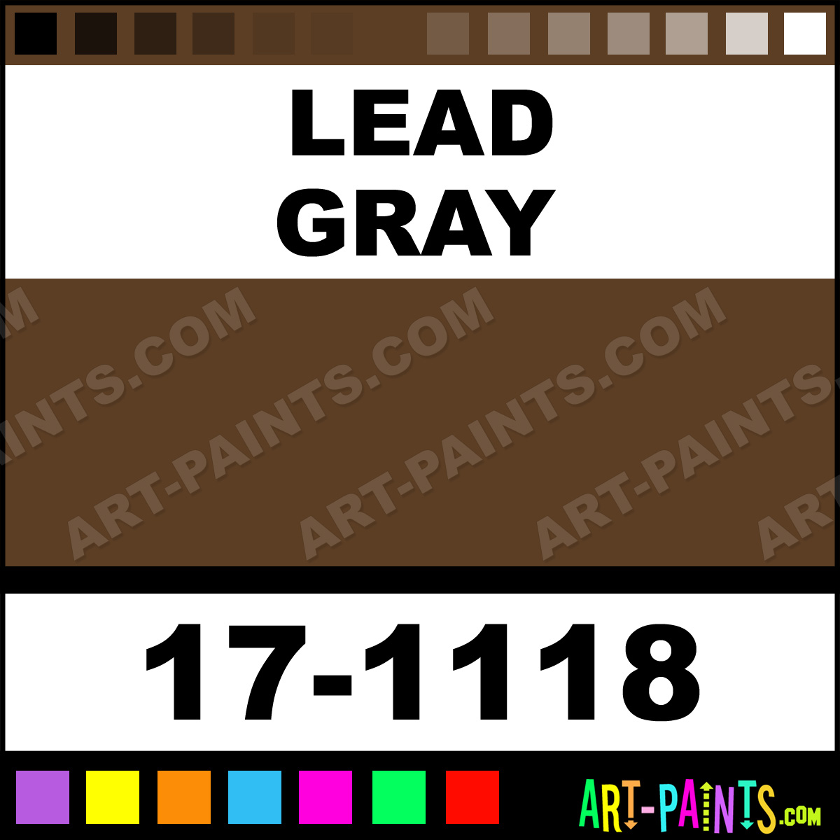 paintmarker paints and marking pens 17 1118 lead gray paint lead. Black Bedroom Furniture Sets. Home Design Ideas