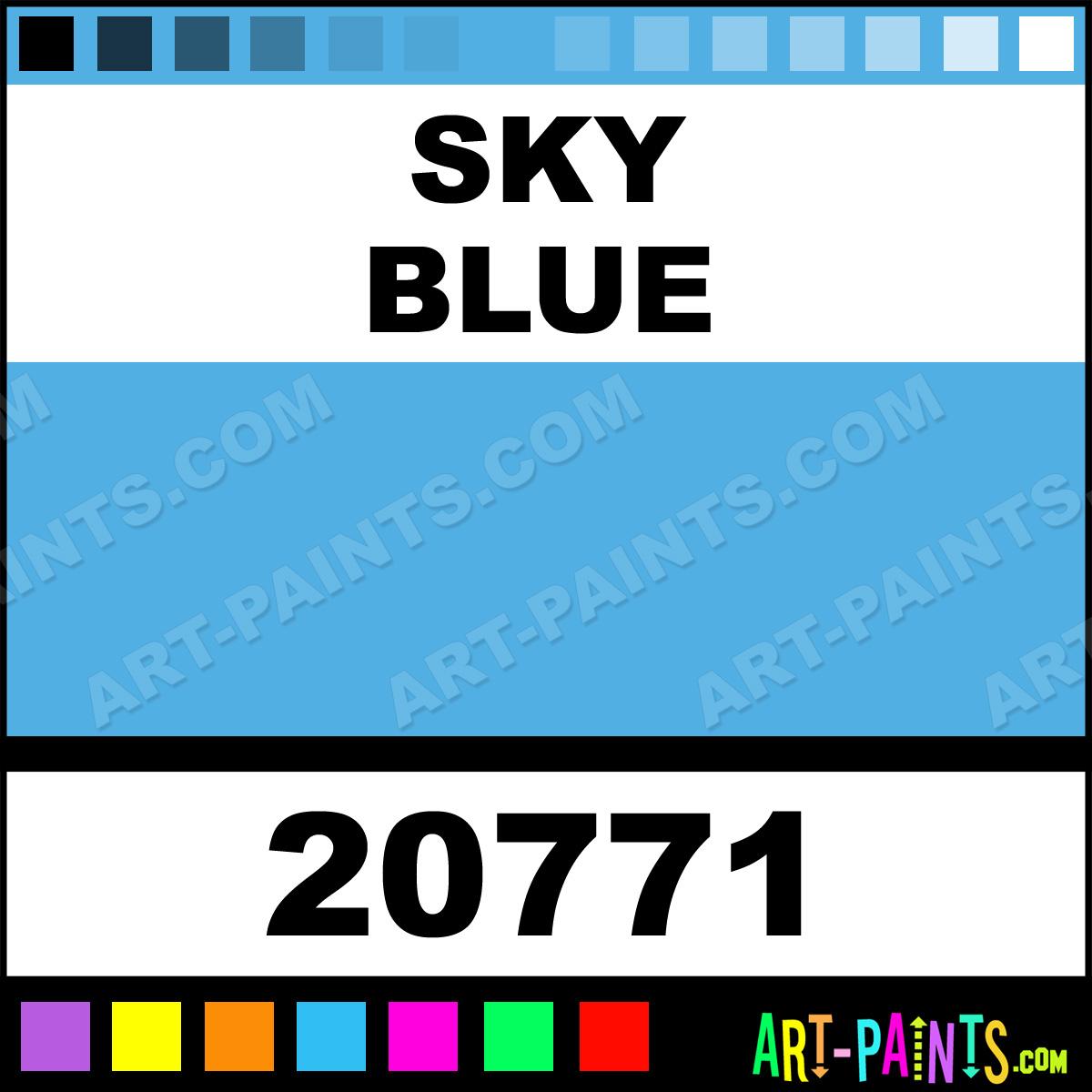 sky blue essays