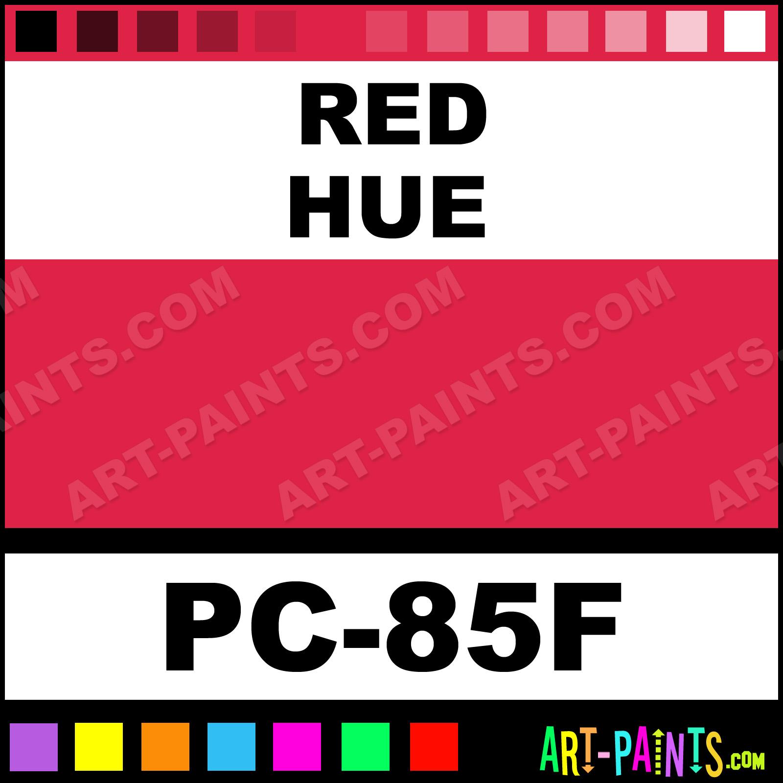 Red Broad Fluorescent Paintmarker Marking Pen Paints - PC ...