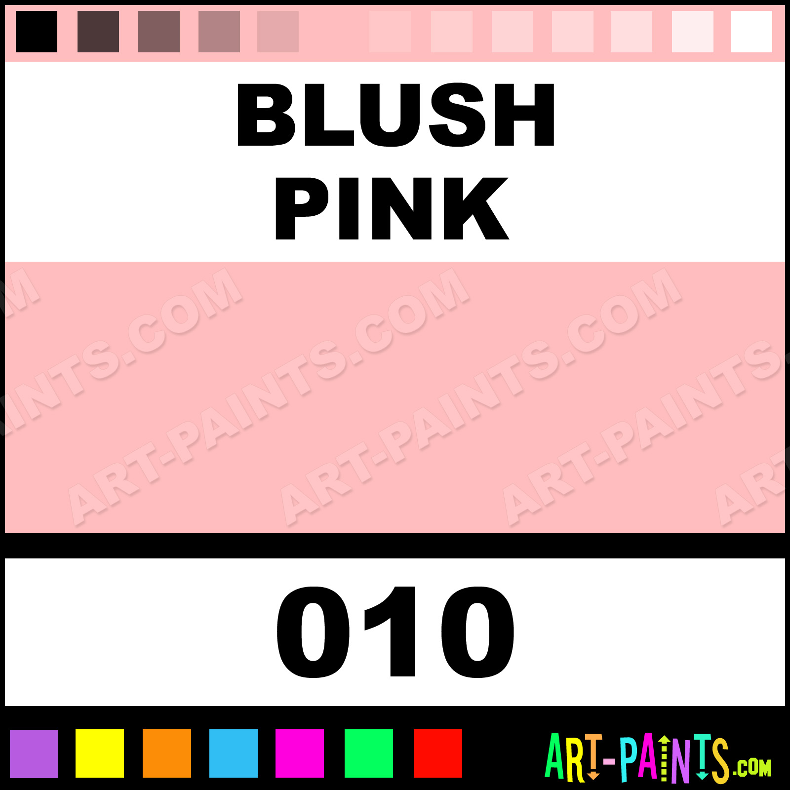 Blush Pink Four In One Paintmarker Marking Pen Paints 010 Blush