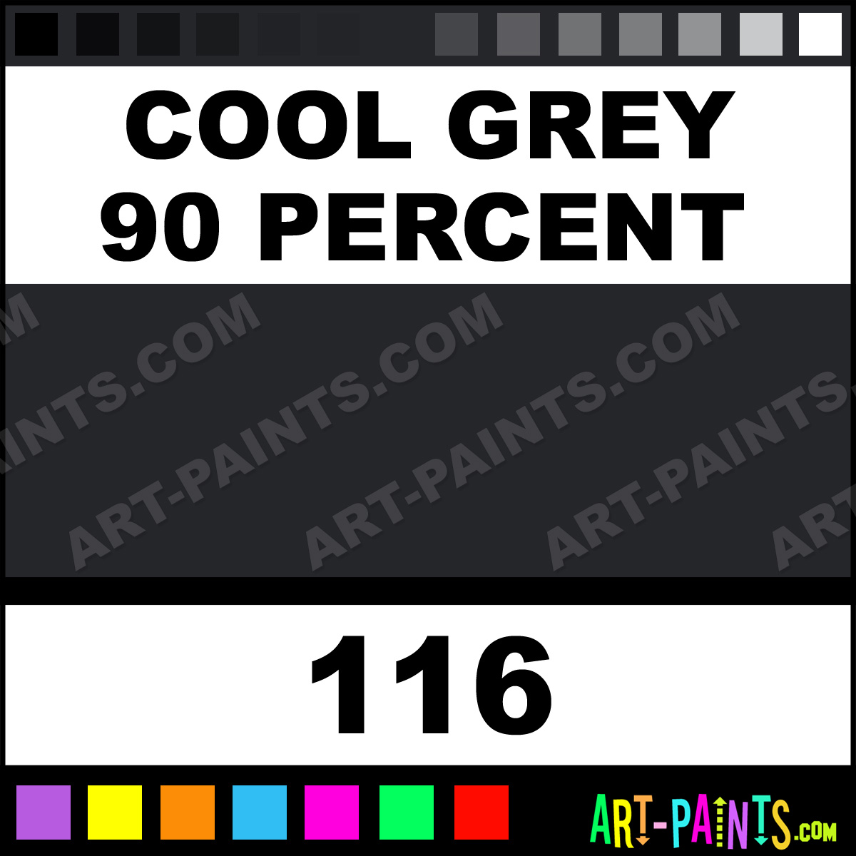 90 Cool Outdoor Halloween Decorating Ideas: Cool Grey 90 Percent Four-in-One Paintmarker Marking Pen