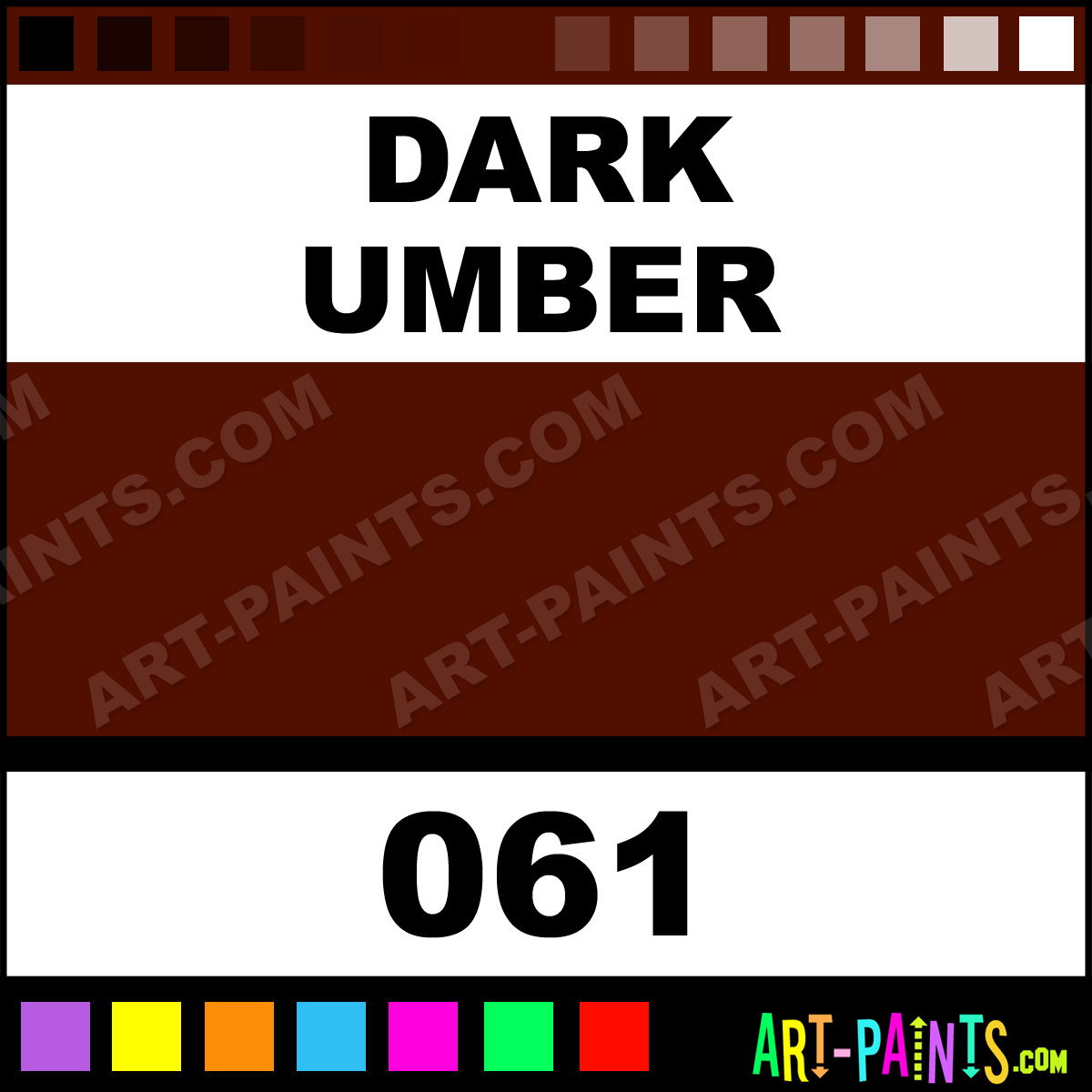 dark umber fourinone paintmarker marking pen paints