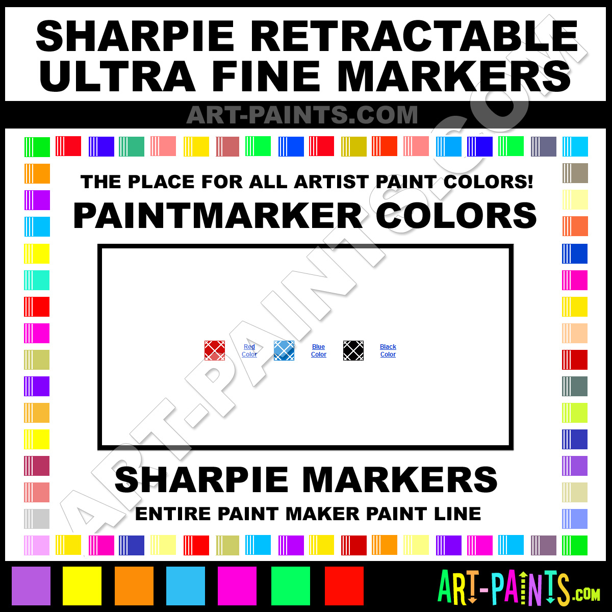 Sharpie Retractable Ultra Fine Permanent Marker Sharpie Retractable Ultra Fine