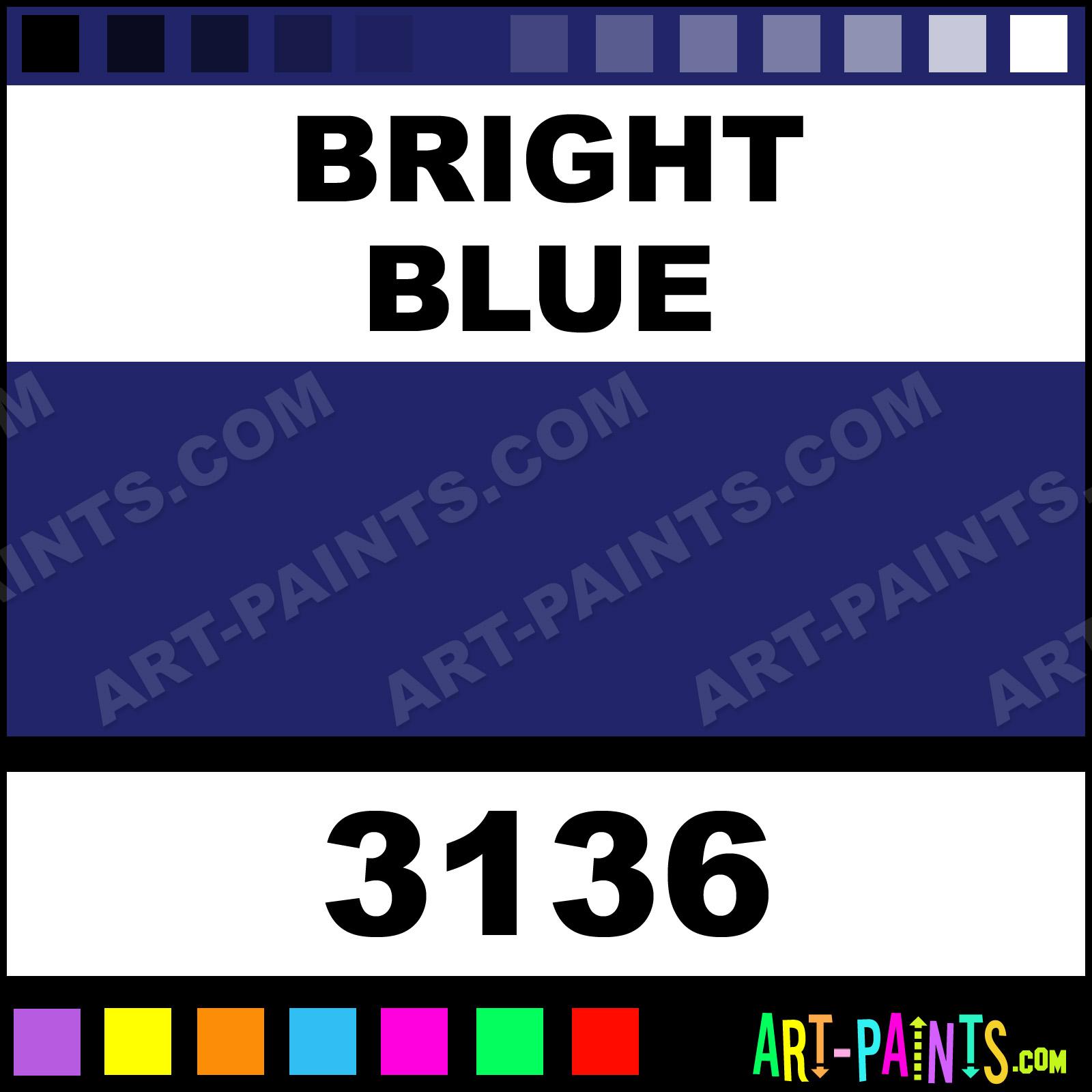 Bright blue paint colors - Bright Blue Bright Blue Paint