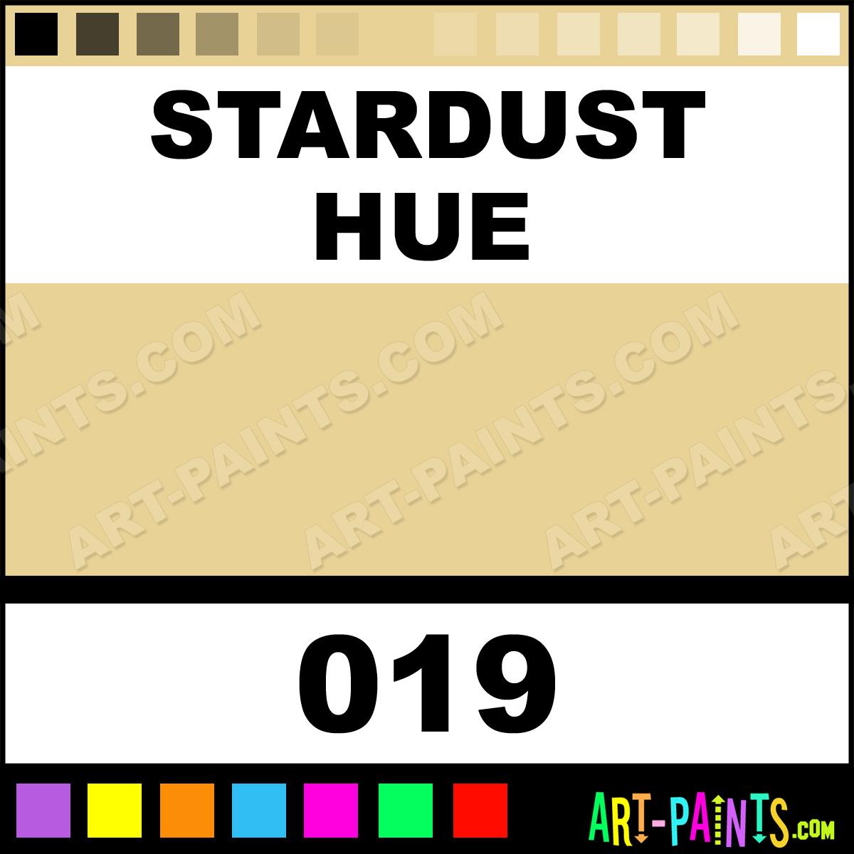 Stardust Silk Soft Metal Paints And Metallic Paints 019