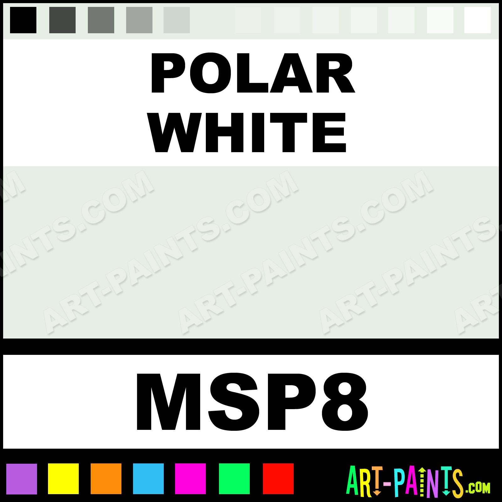 Polar White Paint