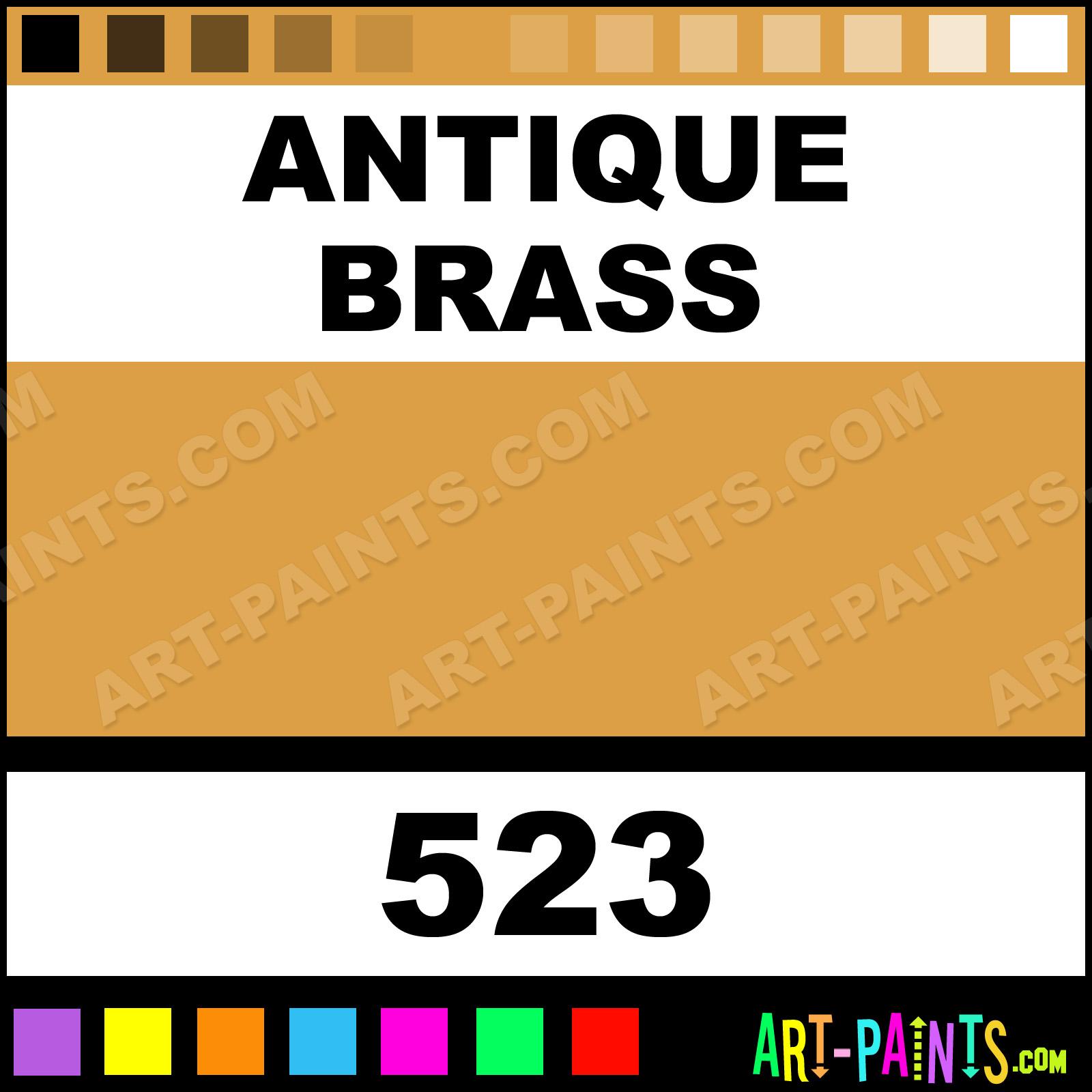 antique brass metallic metal and metallic paints 523 antique