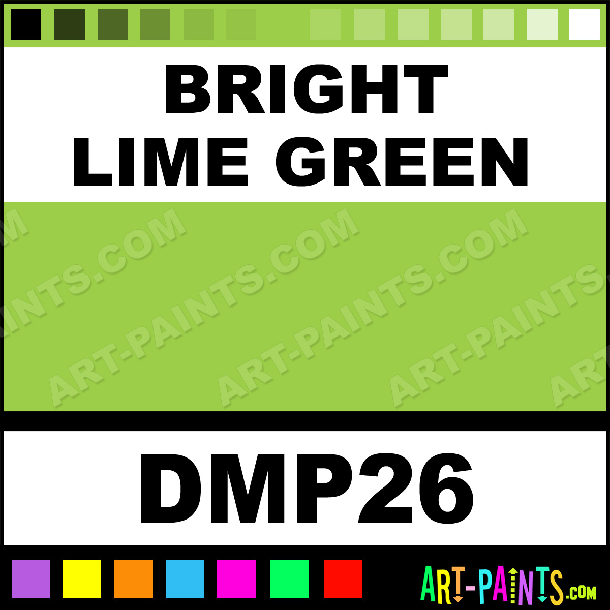 Bright Lime Green No Prep Metal Paints And Metallic Paints Dmp26 Bright Lime Green Paint