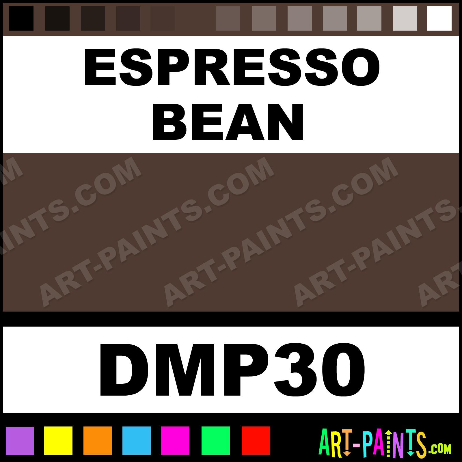 Espresso Bean Paint