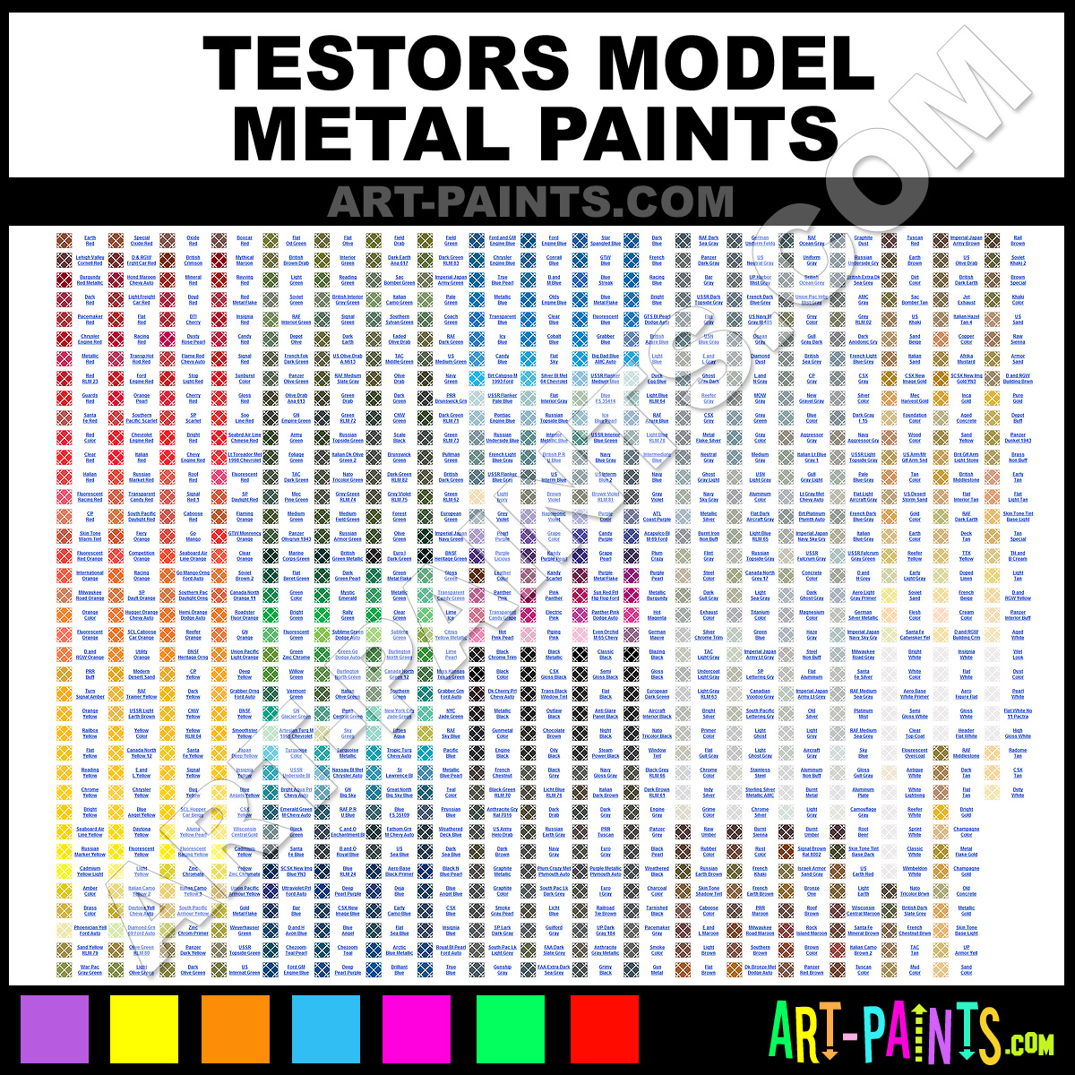 Testors paint colors chart gallery free any chart examples testors enamel paint color chart paint color ideas testors model master paint color chart champagne metal nvjuhfo Images