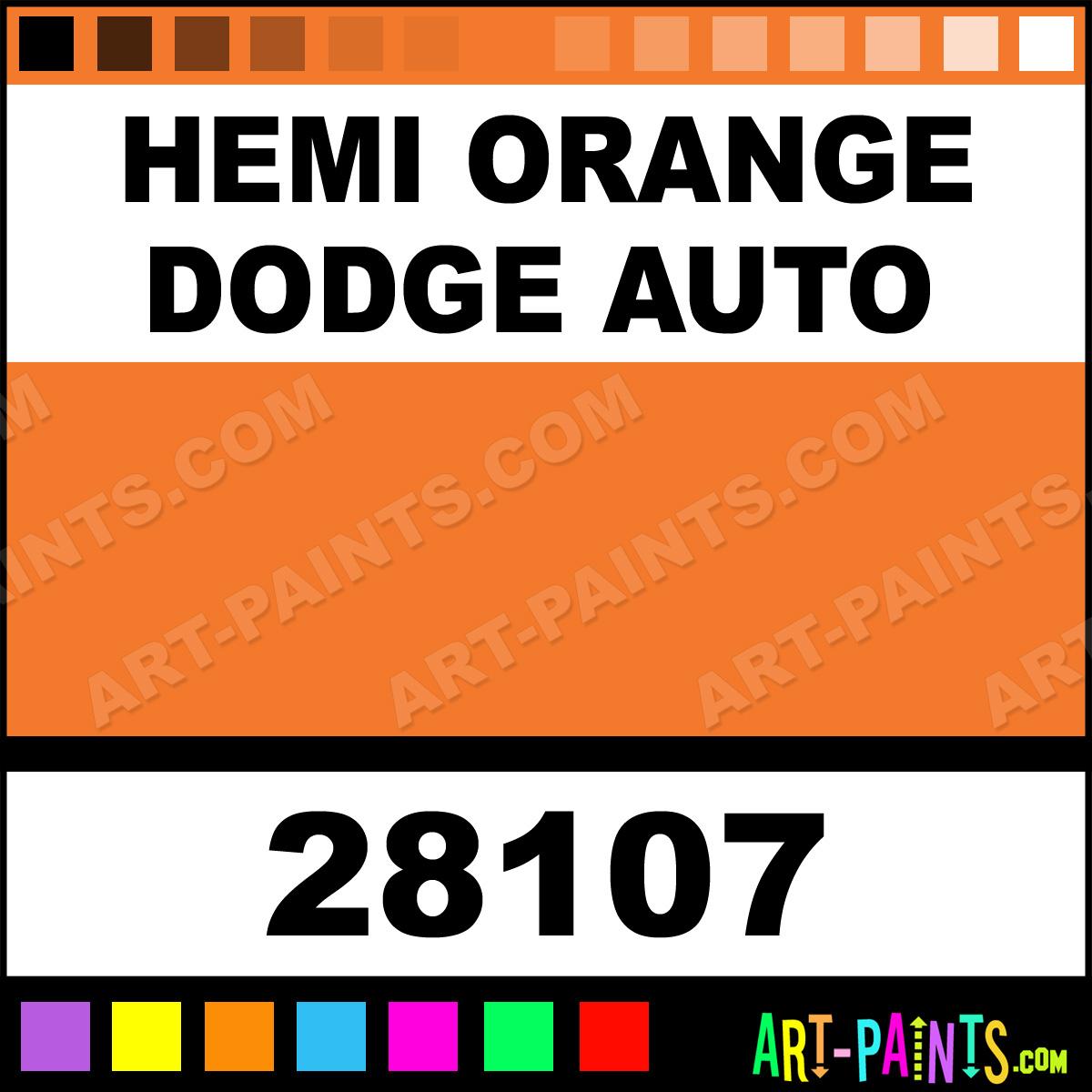 Hemi orange dodge auto model master metal paints and metallic testors model master metal paints geenschuldenfo Choice Image