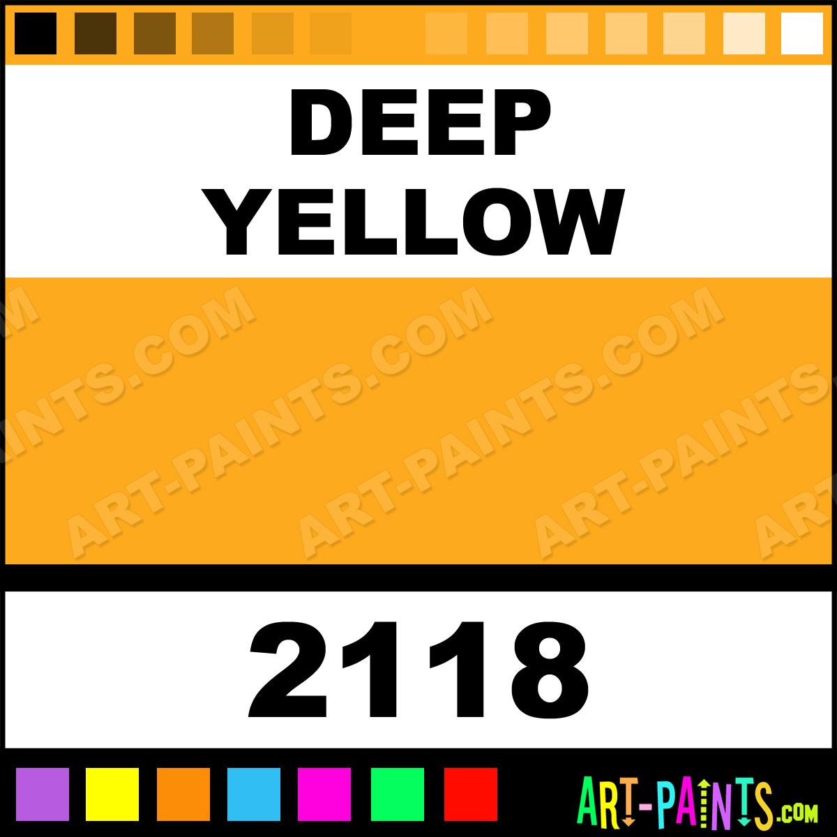 Deep Yellow .