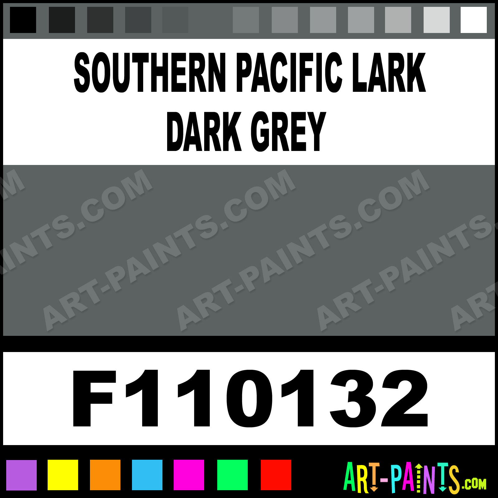 Union Pacific Yellow Spray Paint