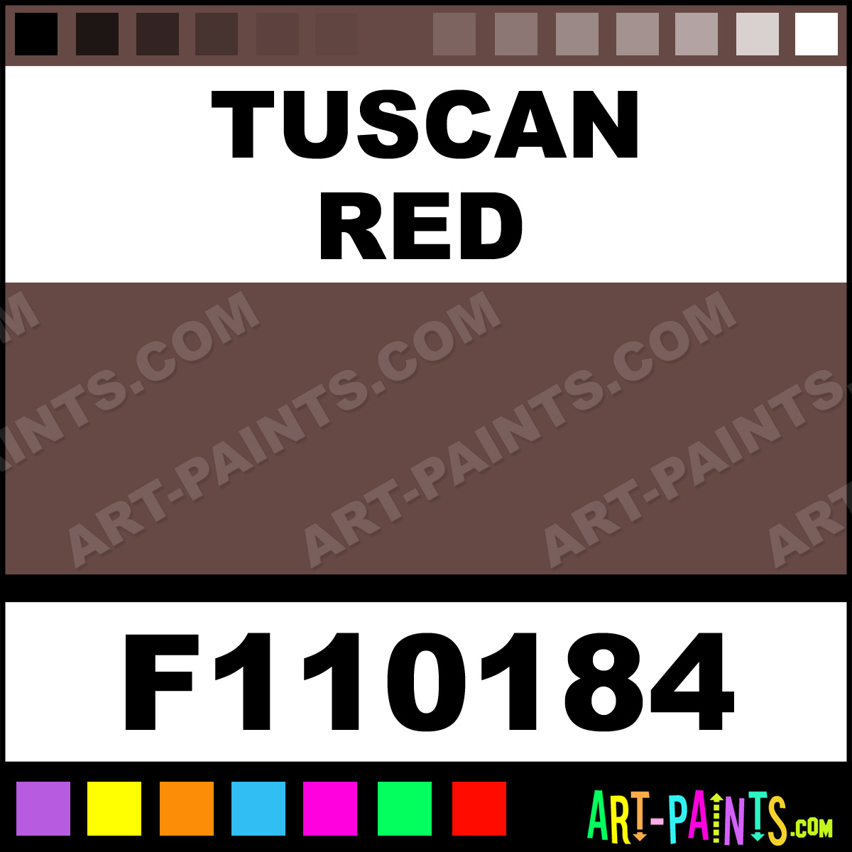 Boxcar Red Spray Paint