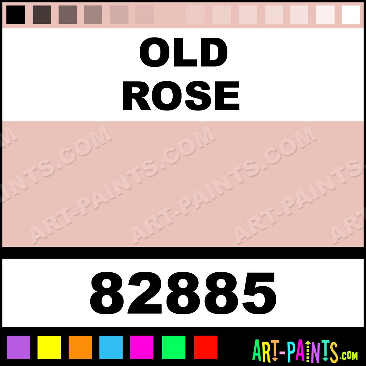 цвет старая роза фото: