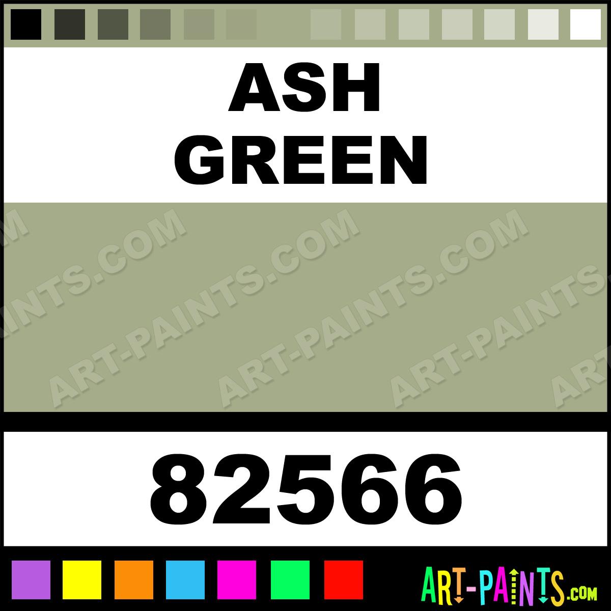 Ash green fine oil paints  paint