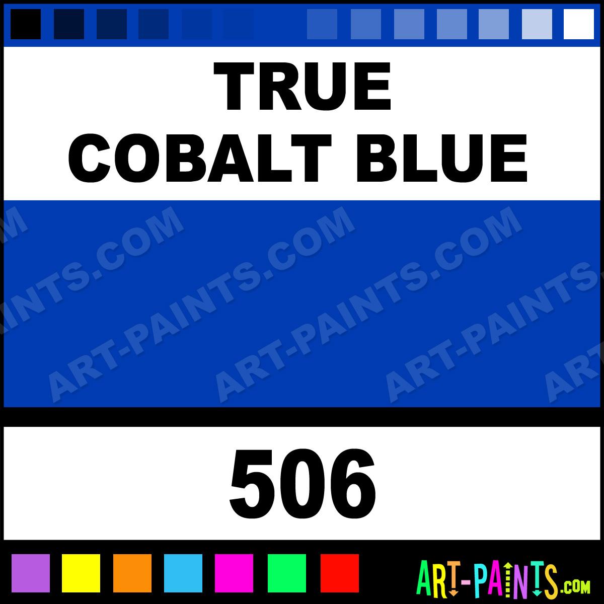 Pebeo Cobalt Blue Glass Paint