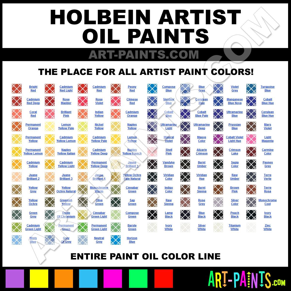 Holbein oil paint brands holbein paint brands oil paint artist holbein oil nvjuhfo Choice Image