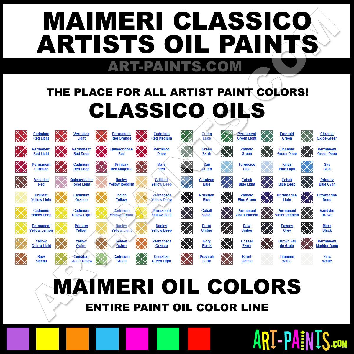 Maimeri Acrylic Paints