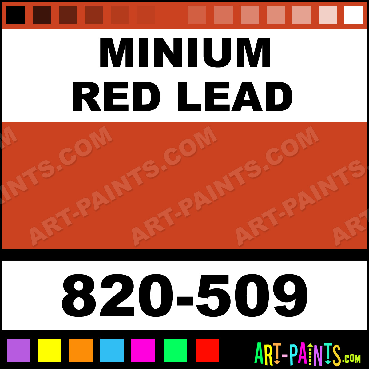 minium red lead artist oil paints 820 509 minium red lead paint. Black Bedroom Furniture Sets. Home Design Ideas