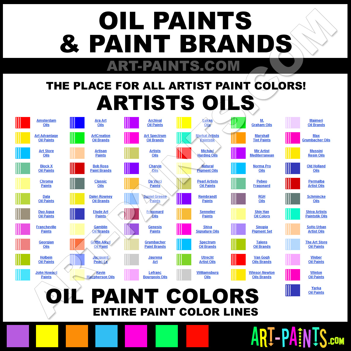 Oil art paints oil paint oil color oil brands art for Artist canvas paint color