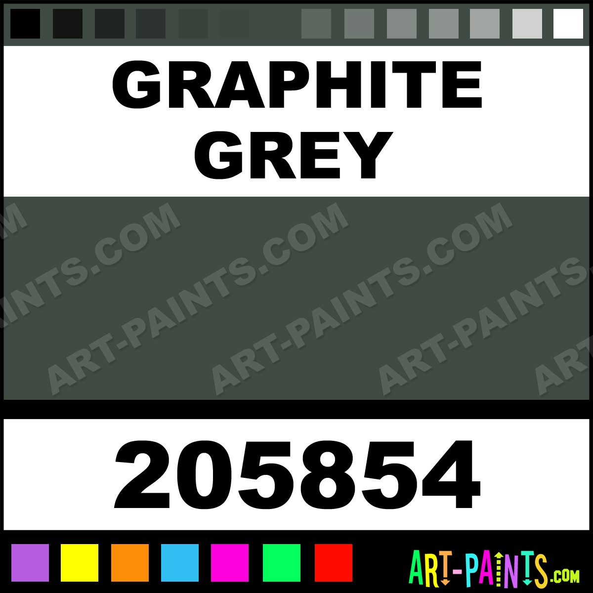 Graphite+grey+paint