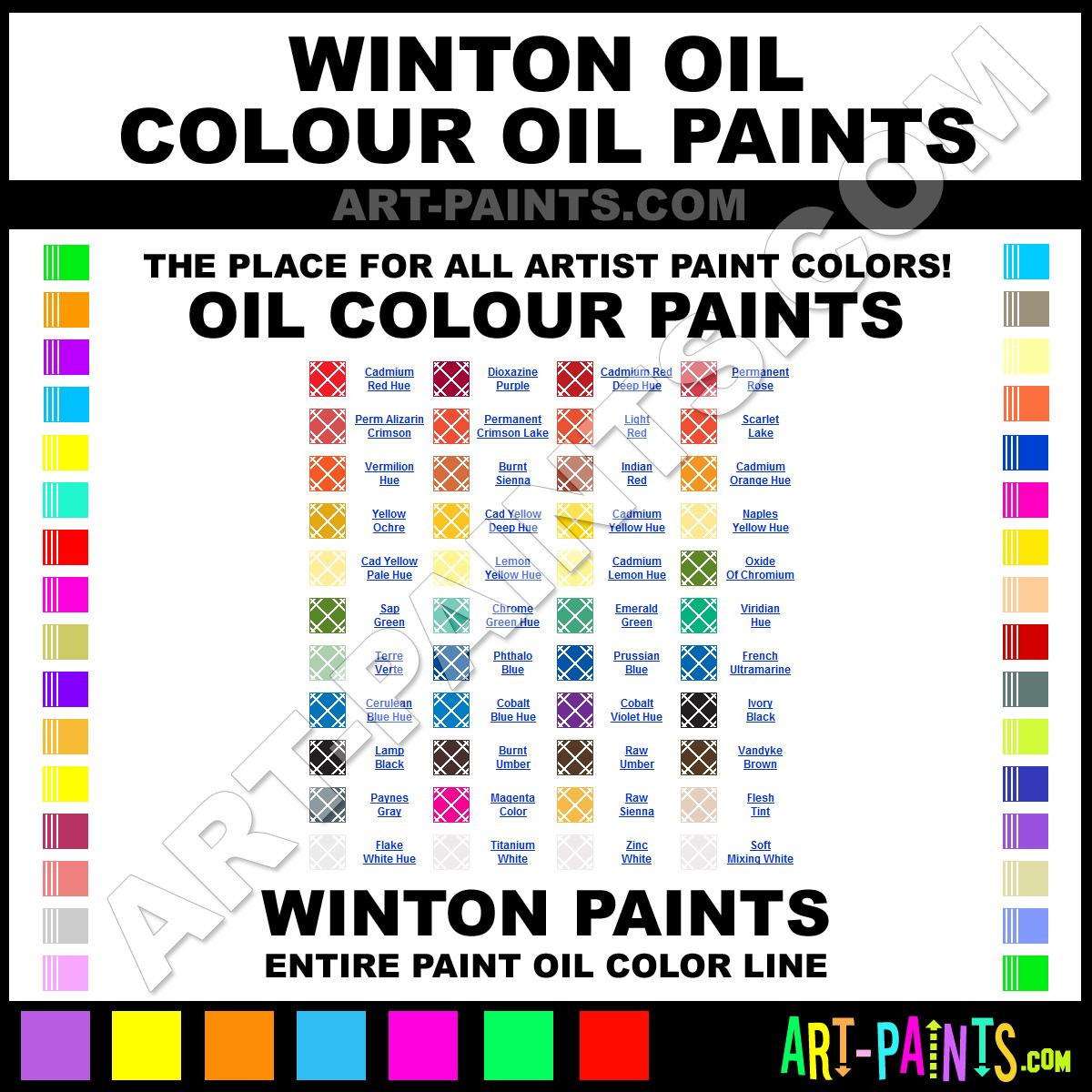 Folk art color chart acrylic paint - Please Note That The Art
