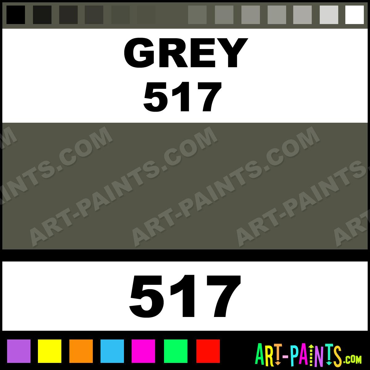 Grey 517 Paint ...
