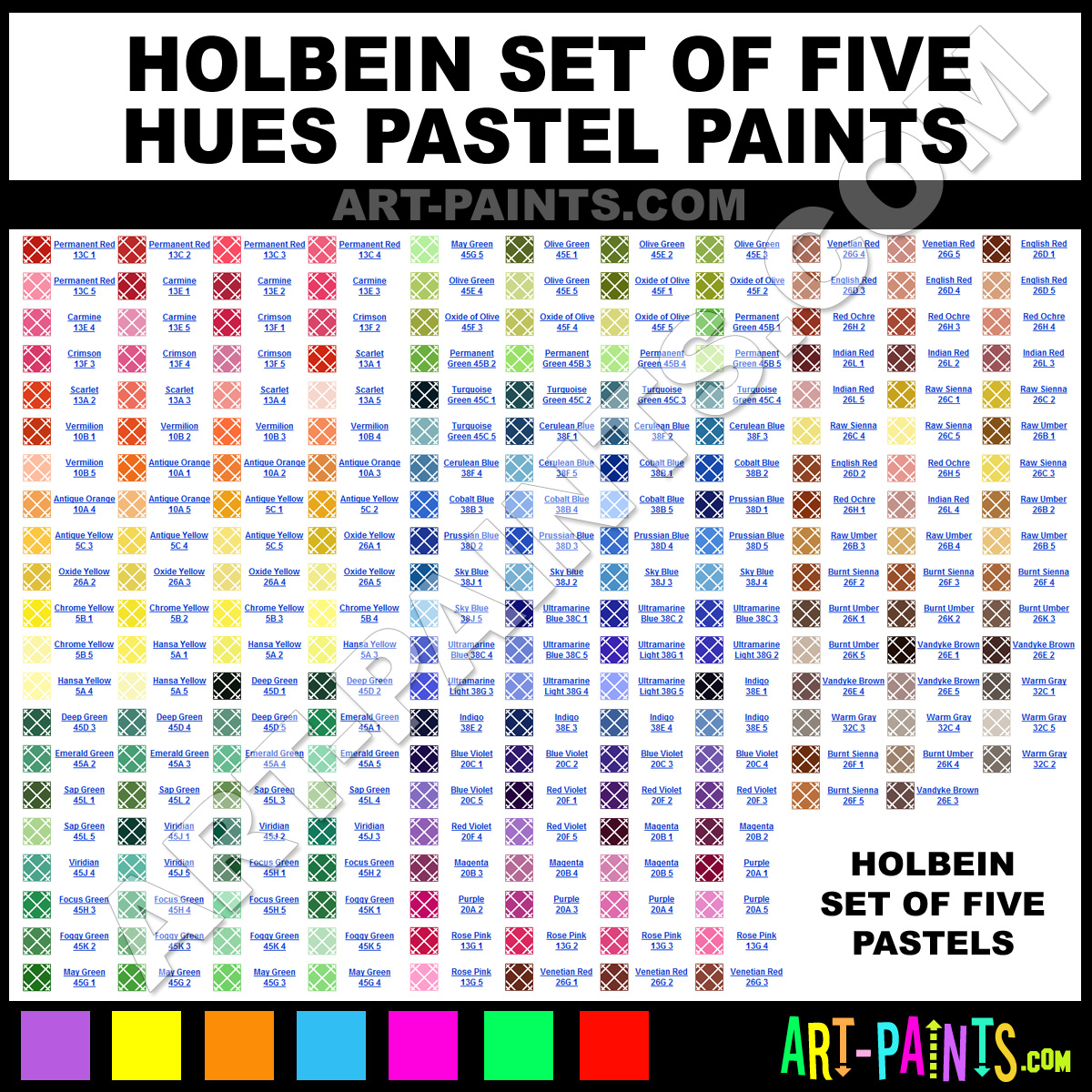 Holbein pastel paint brands holbein paint brands pastel paint holbein pastel paints holbein paints nvjuhfo Choice Image