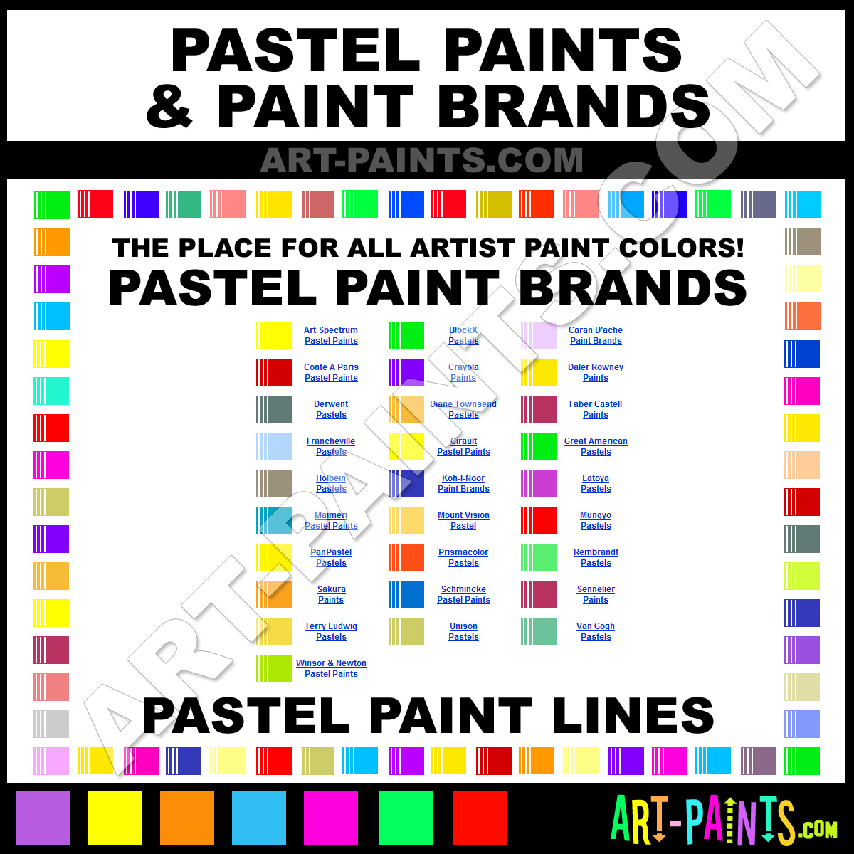 Paint Colors And Brands