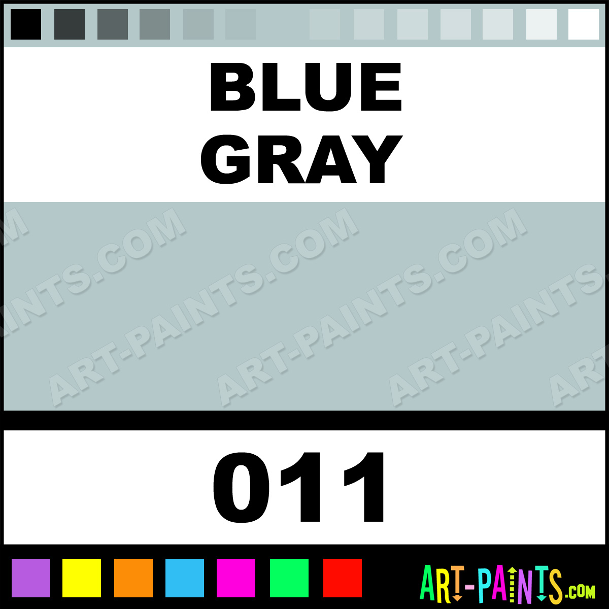 Blue Gray Paint Colors 1200 x 1200
