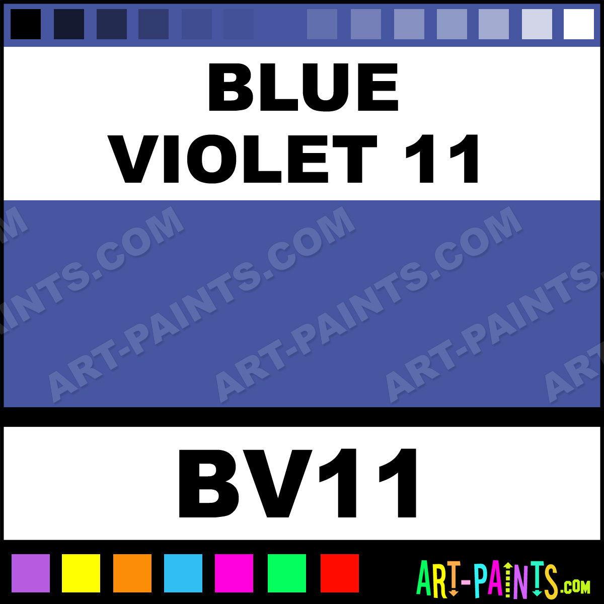 11 Pastel Paint Colors: Blue Violet 11 Paint, Blue Violet 11 Color, Unison