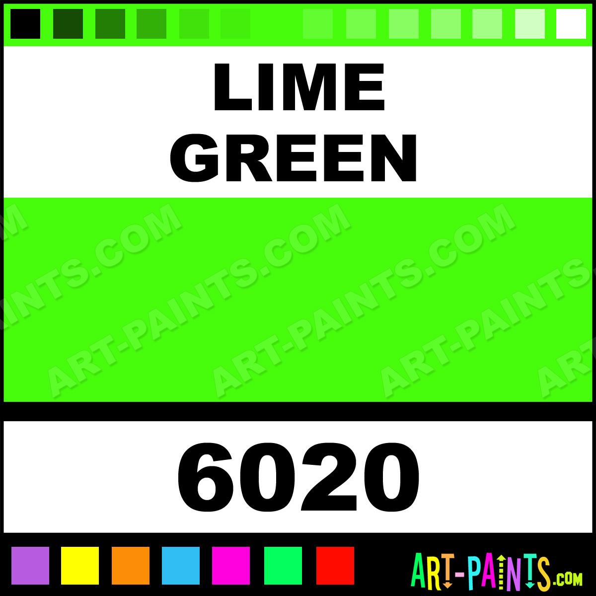Lime Green Quality Spray Paints Aerosol Decorative Paints 6020 Lime Green Paint Graffiti