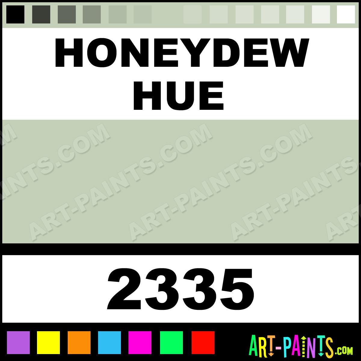 Honeydew Paint Color