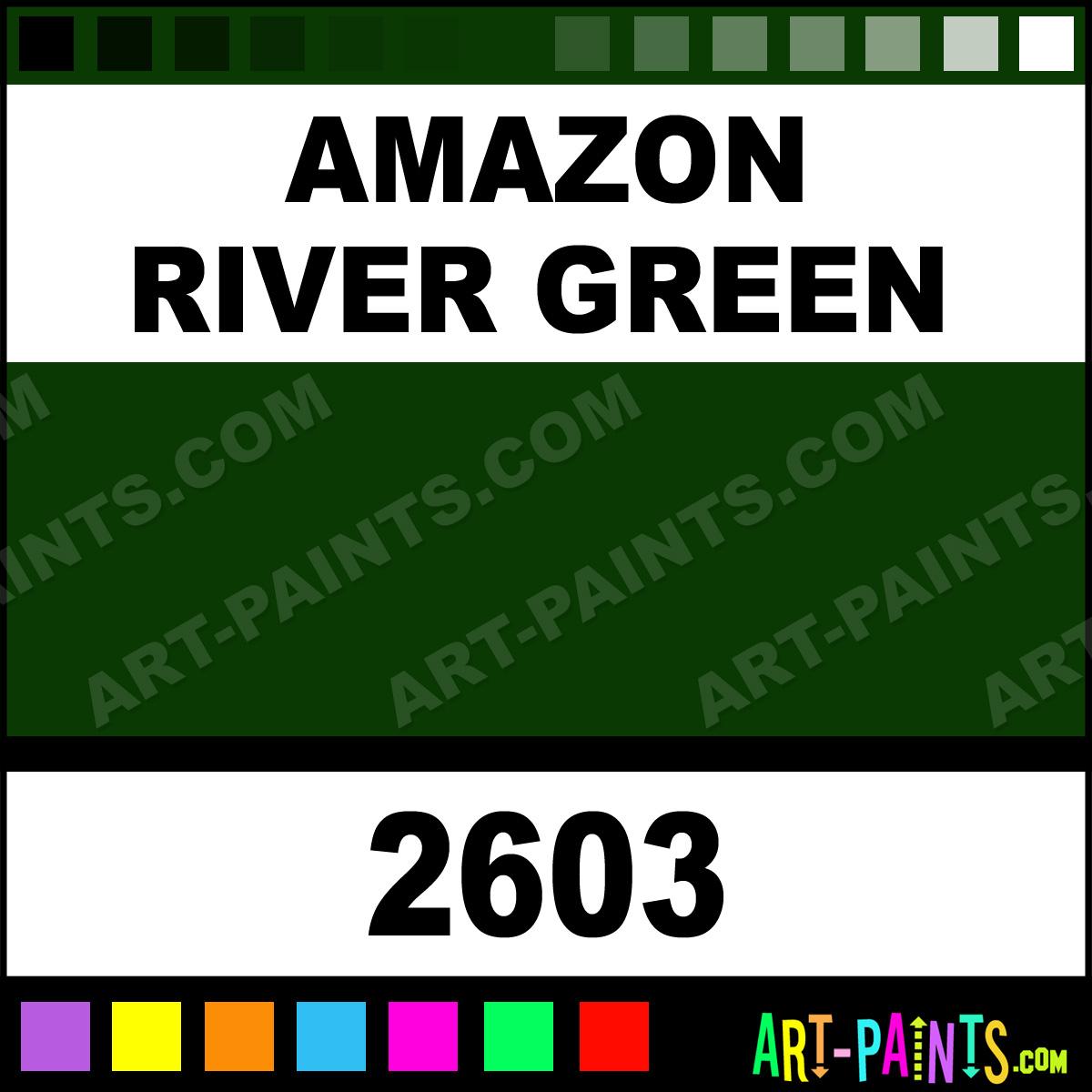 amazon river green h2o latex spray paints 2603 amazon. Black Bedroom Furniture Sets. Home Design Ideas