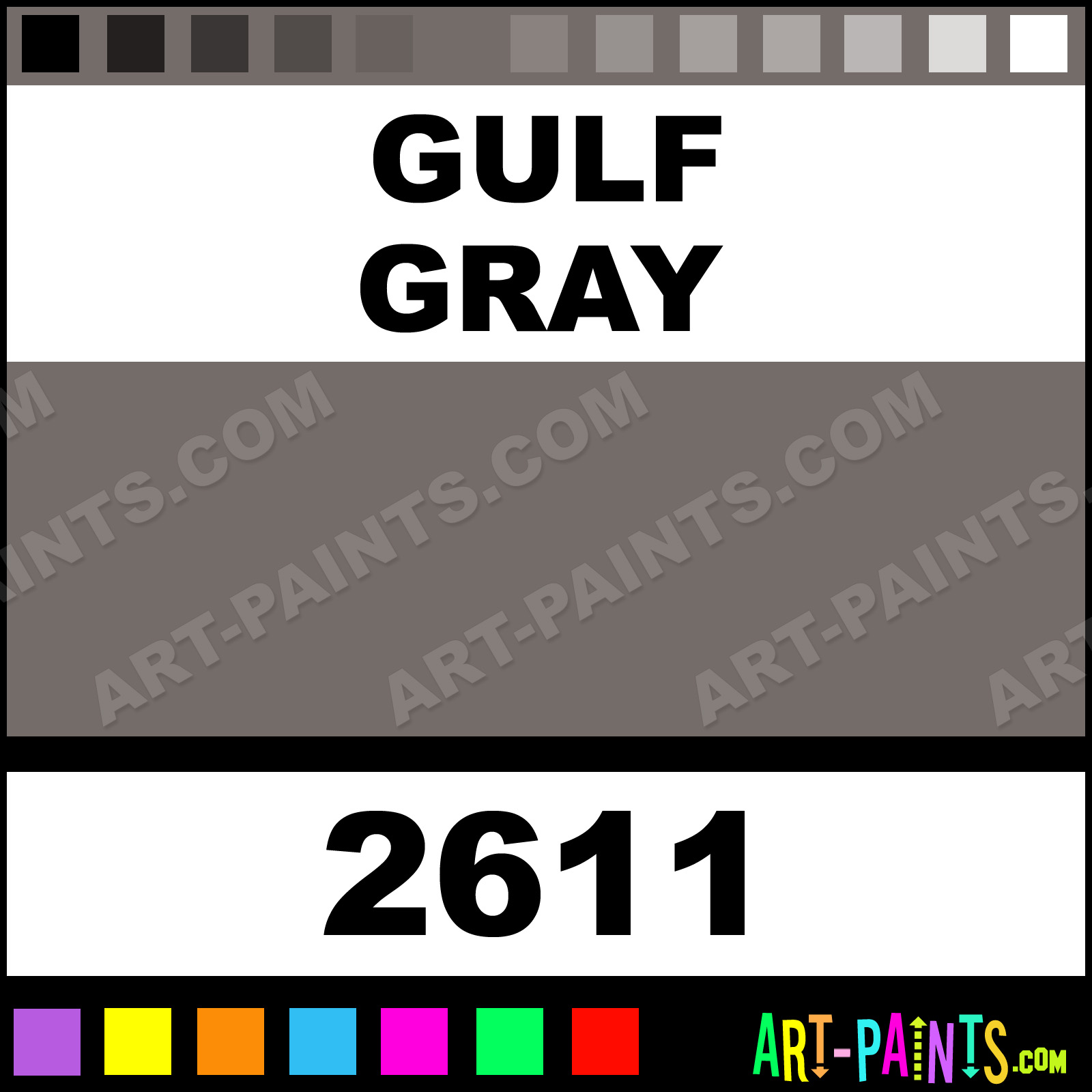 gulf gray h2o latex spray paints 2611 gulf gray paint. Black Bedroom Furniture Sets. Home Design Ideas