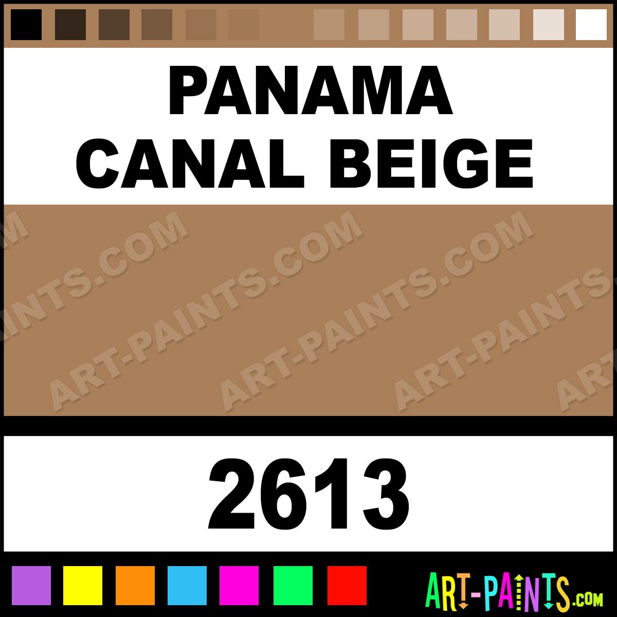 panama canal beige h2o latex spray paints 2613 panama. Black Bedroom Furniture Sets. Home Design Ideas