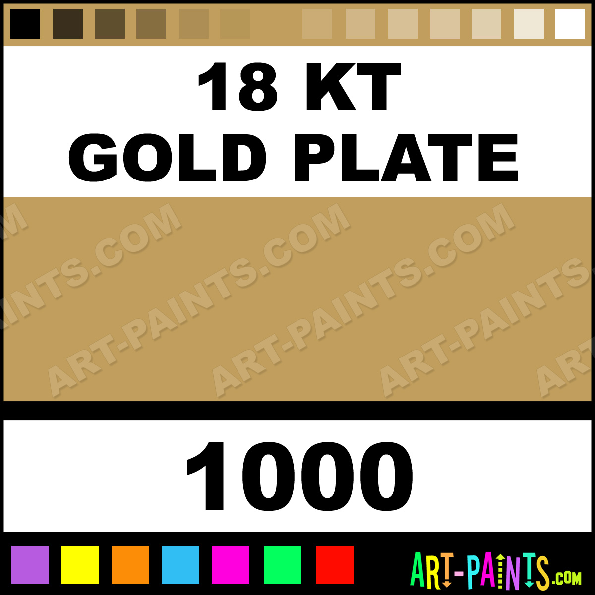 18 kt gold plate premium metallic spray paints 1000 18 kt gold. Black Bedroom Furniture Sets. Home Design Ideas