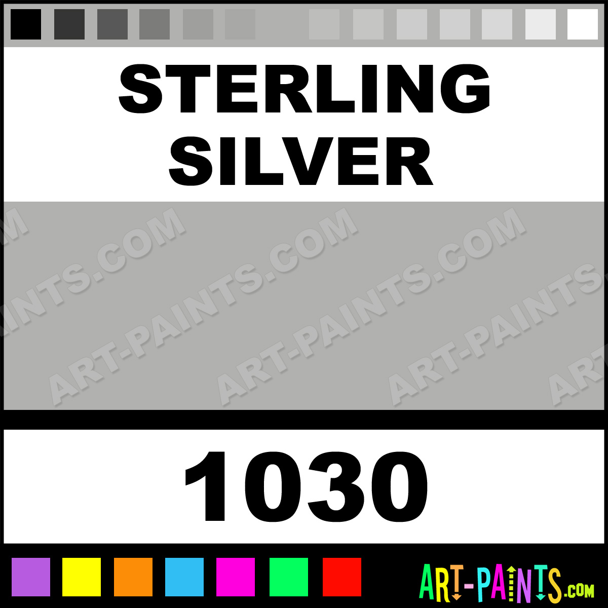 Can You Paint Sterling Silver