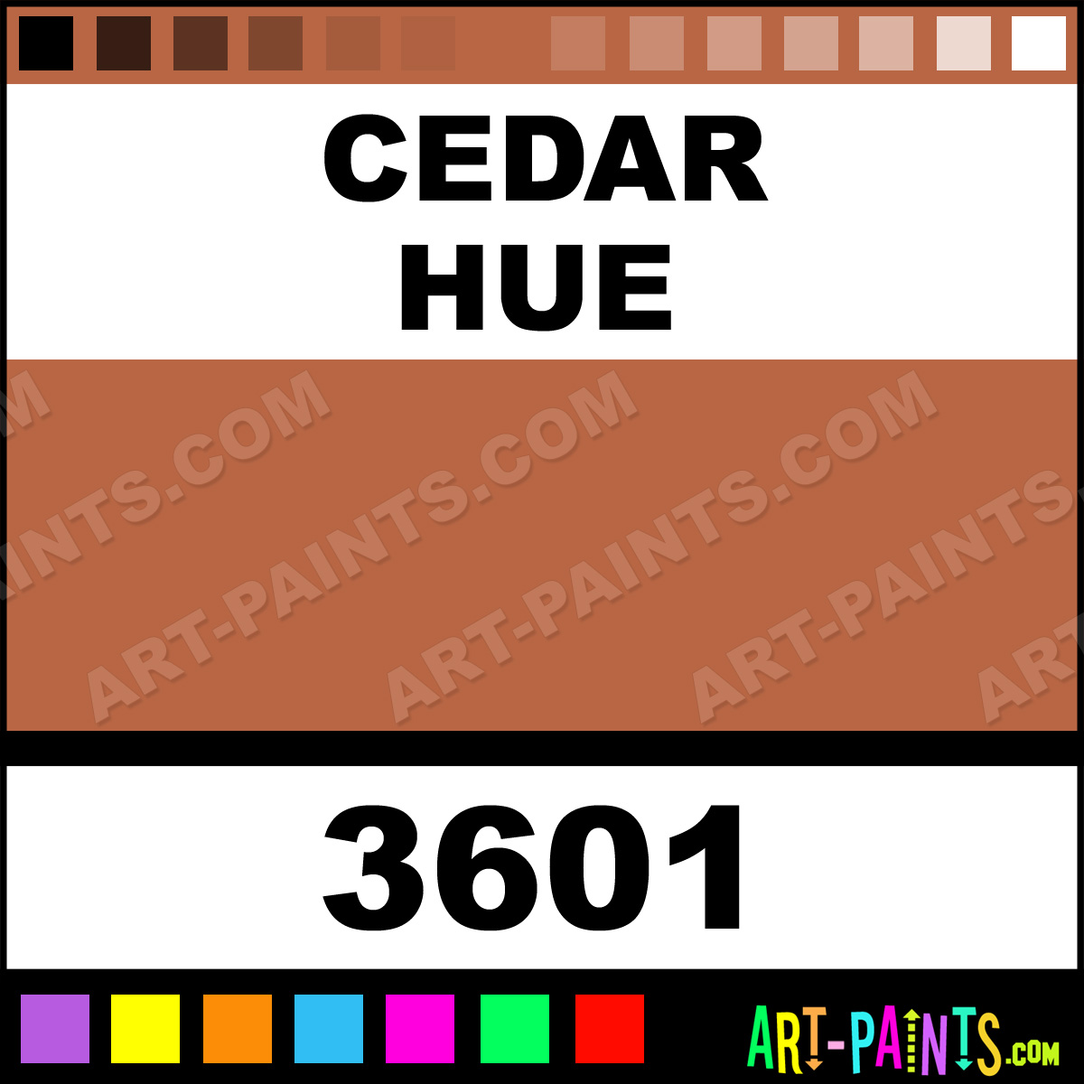 Featuring - Cedar Wood Stain Spray Paint