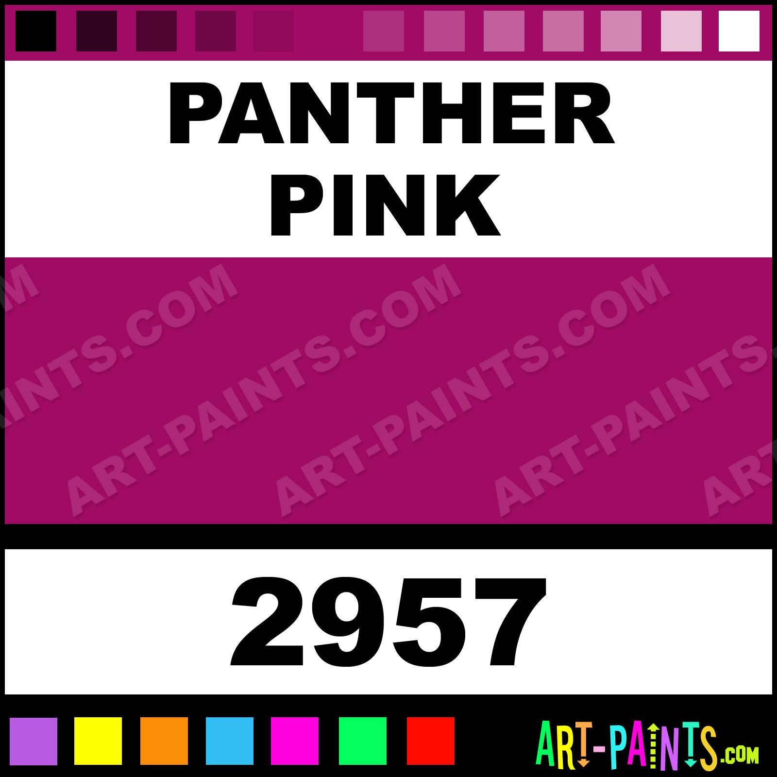Car paint color samples - Paint Panther Pink Color Model Master Car And Truck Enamel Aerosol