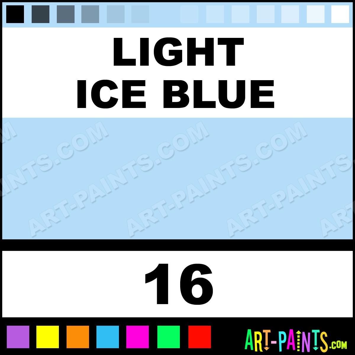 Light Ice Blue Belton Spray Paints 16 Light Ice Blue