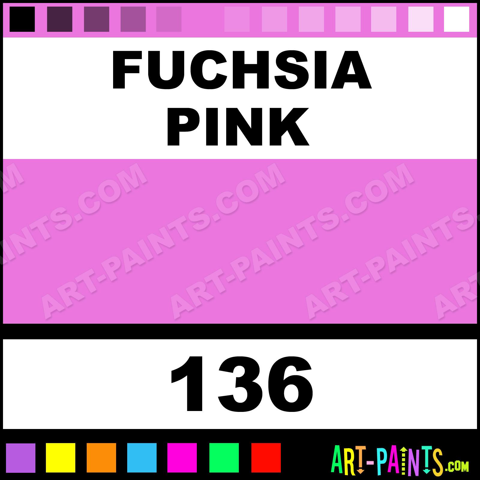 Fuchsia Spray Paint