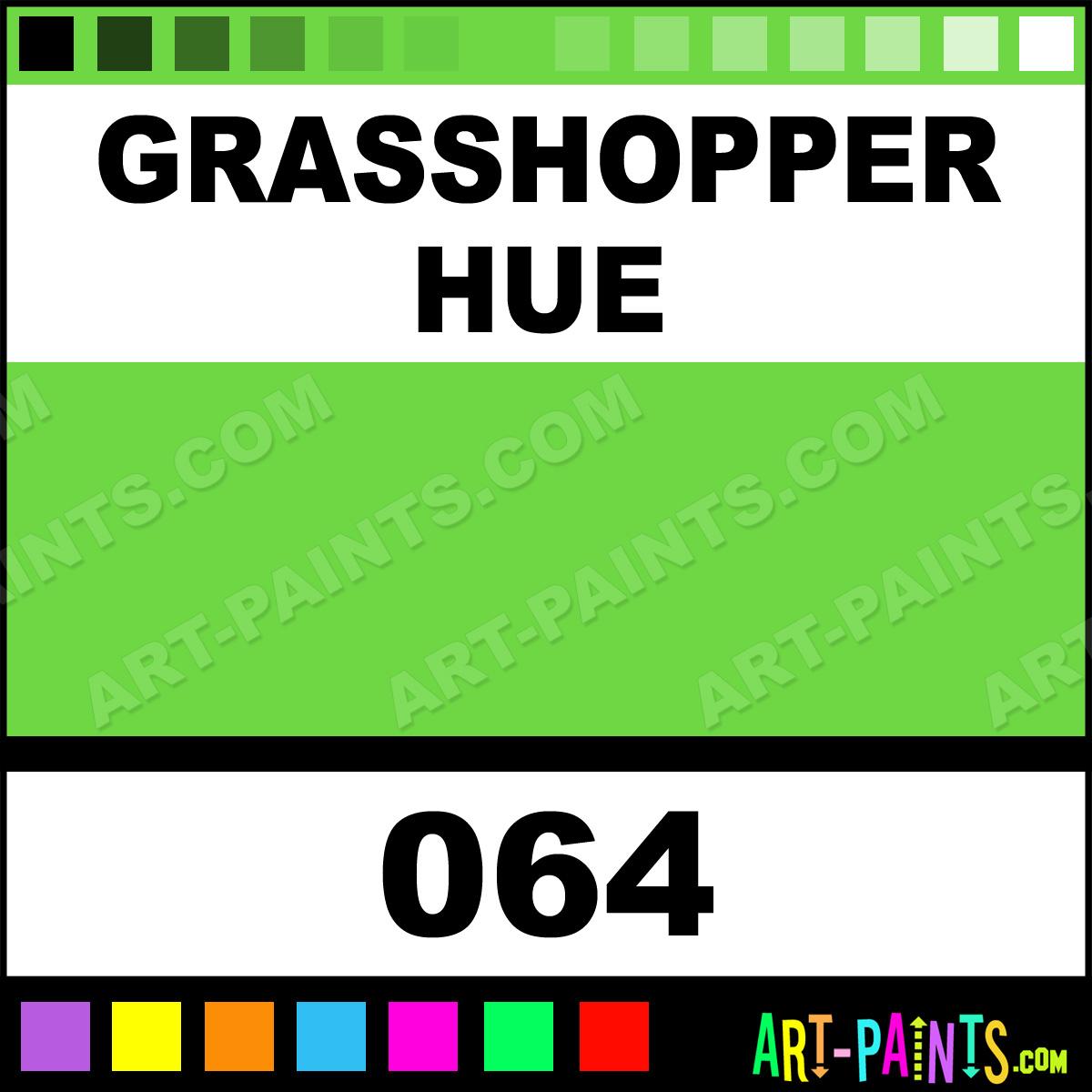Grasshopper premium spray paints 064 grasshopper paint for Grasshopper tattoo supply