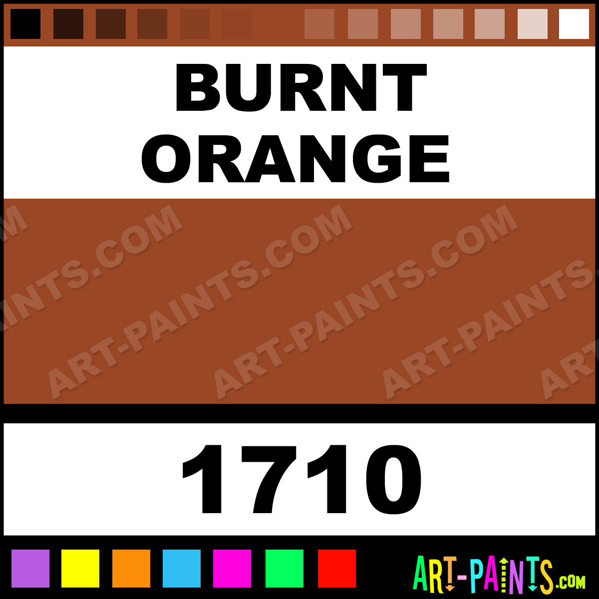Burnt Orange Paint Burnt Orange Graffiti Spray Paints  Aerosol Decorative Paints