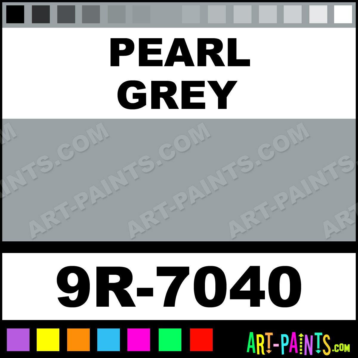 pearl grey 94 spray paints - 9r-7040 - pearl grey paint, pearl