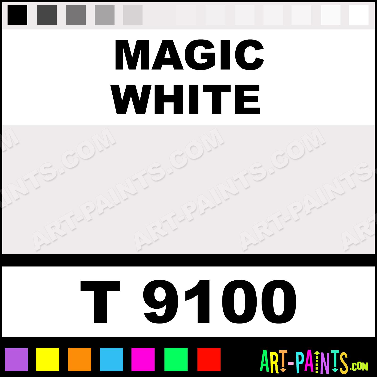 Magic White Gold Line Spray Paints T 9100 Magic White Paint